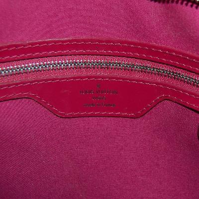 verni brea tote bag pink
